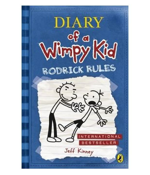 Diary Of A Wimpy Kid Rodrick Rules Book Publisher