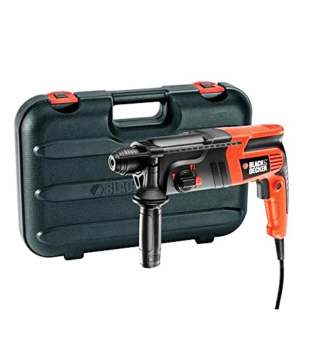 Black And Decker Rotary Hammer Drill