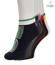 Marc Mix Striped  Set of Socks