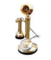 Variety Arts Brass Telephone