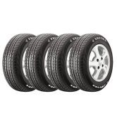 JK Tyres - VECTRA - 155/80 R-13 - Tubeless (Set of 4 Tyres)