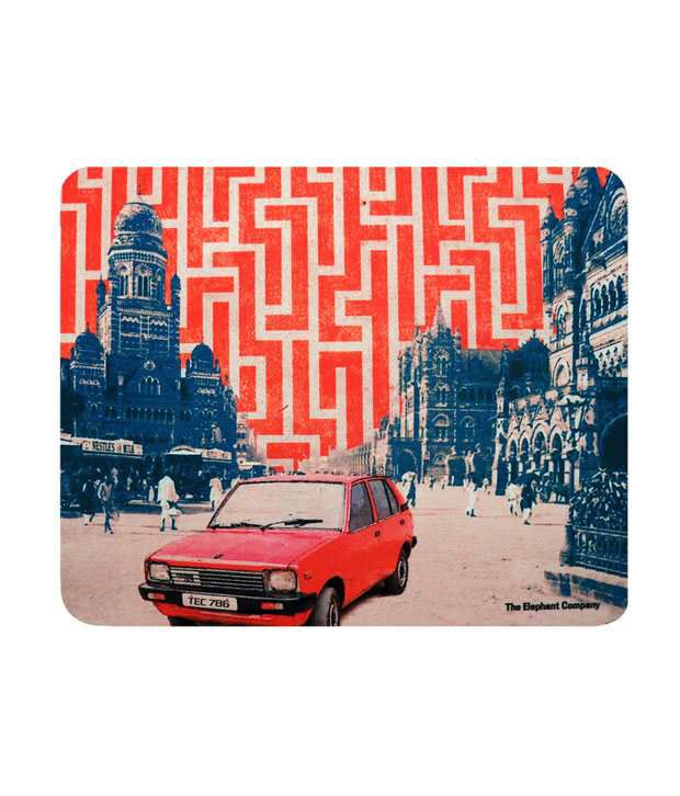 Tec maruti 800 vintage mousepad buy tec maruti 800 for Maruti 800 decoration