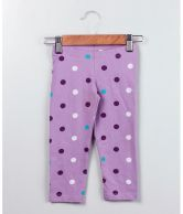 Beebay Polka Dot Leggign 3/4th  For Kids