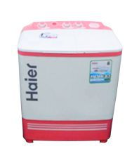 Haier XPB62-187P 6.2 Kg Pink Semi-Automatic Washing Machine