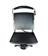 Nova 4 Slice Grill Panini / Sandwich Press - Non Stick Plate