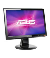 Asus VH168D 15.6 inch LED Backlit LCD Monitor (Black)