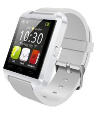 JM Jeo615 White Smart Watch