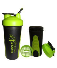 MuscleXP Sporty Gym Shaker With Strainer