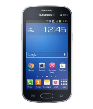 Samsung Galaxy Star Pro 4 GB Black