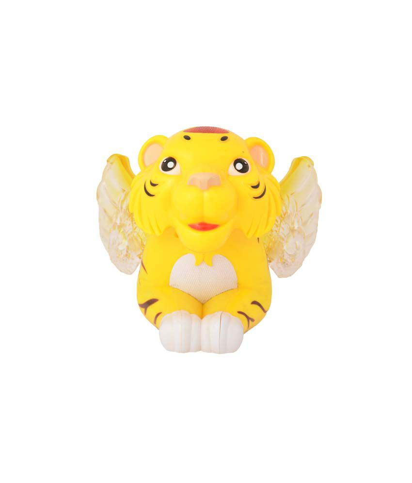 Zest4Toyz Funny Tiger Robot With Light And Sound