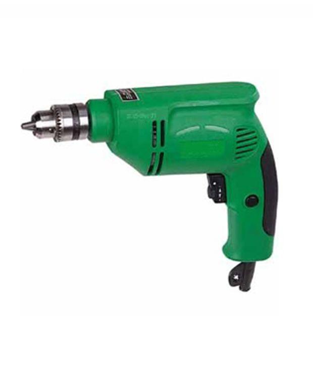 Cheston-Chd-6104-Green-Pistol-Grip-Drill-Machine