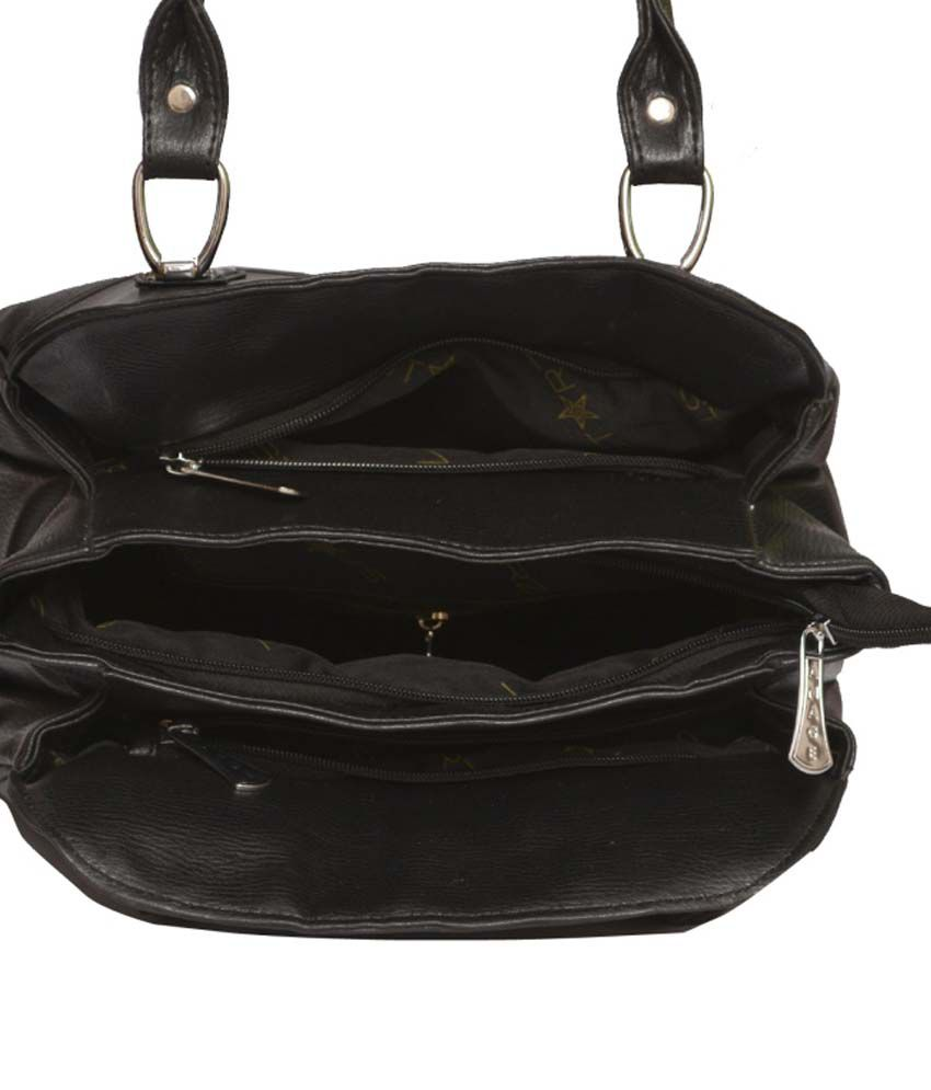 Amage Black Shoulder Bag For Women - Buy Amage Black Shoulder Bag ... 095a437aa9985