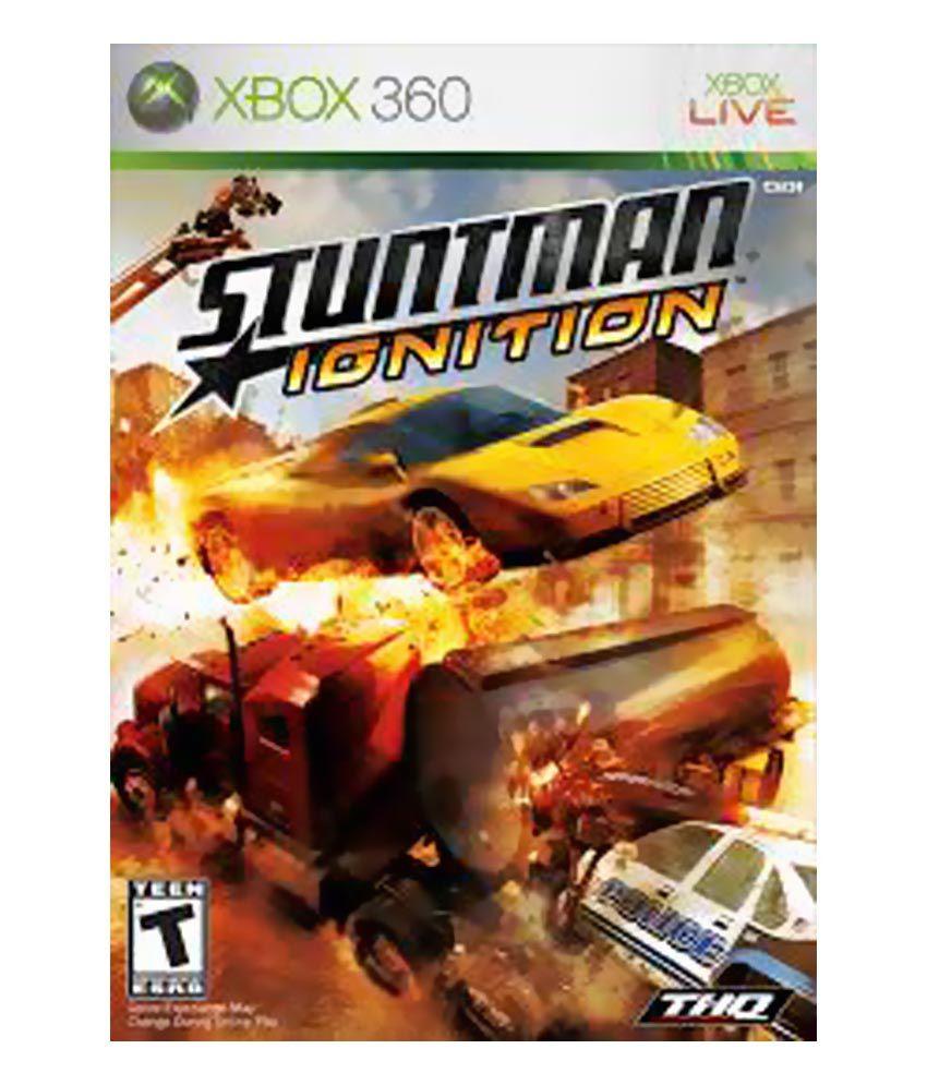 Fuse Xbox 360 Multiplayer : Buy microsoft xbox stuntman ignition multiplayer game
