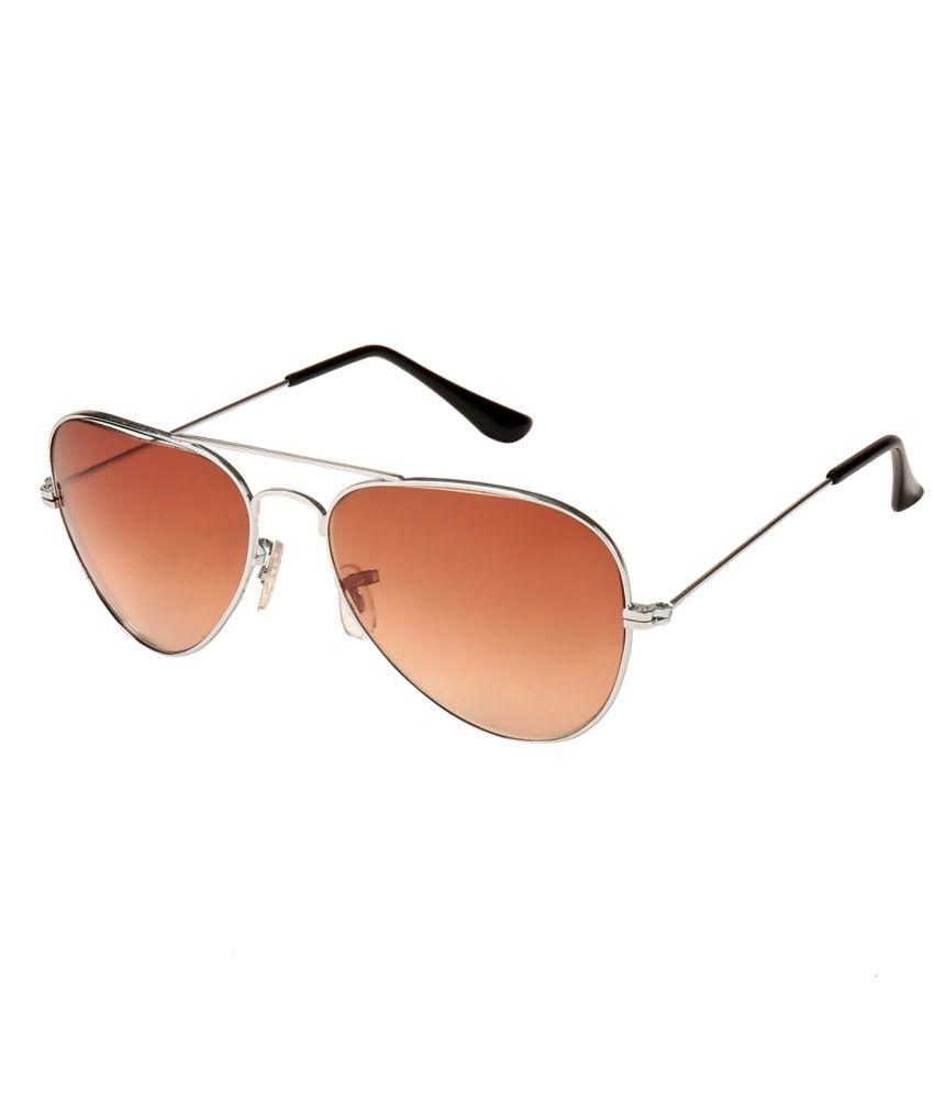 Camerii Unisex Aviator Sunglasses