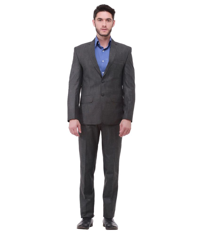 Jogur Trendy Gray Suit