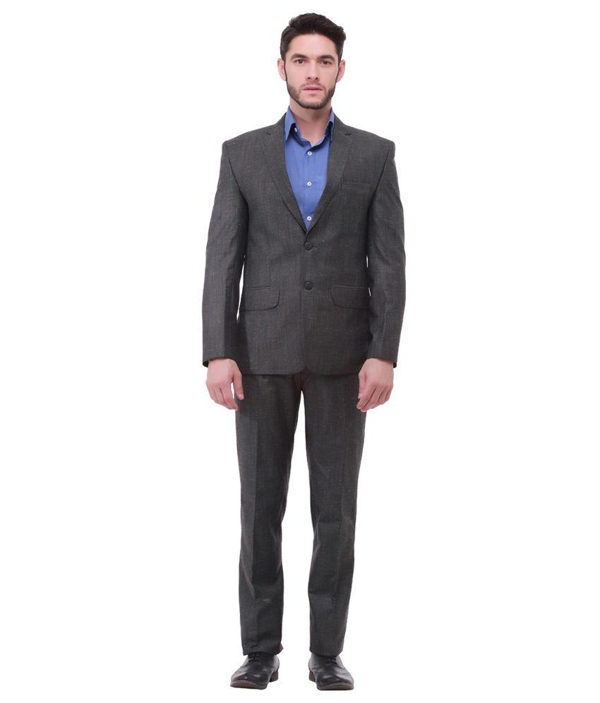 Jogur Trendy Gray Suit