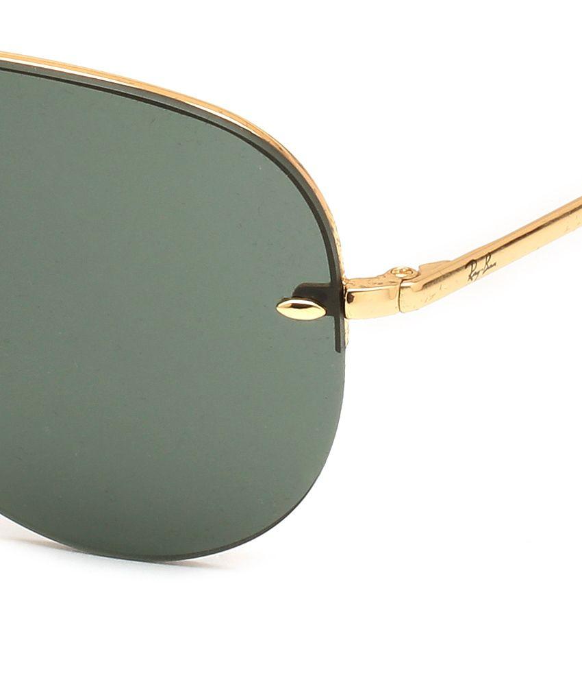 c742b57851e1a Ray-Ban RB3449 001 71 Medium Size 59 Aviator Sunglasses - Buy Ray ...
