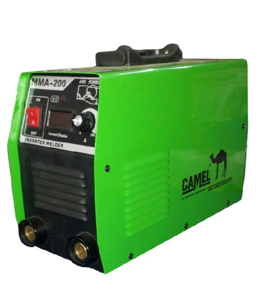 Camel Welding Machine Mma200 Amps Mosfet: Buy Camel ...