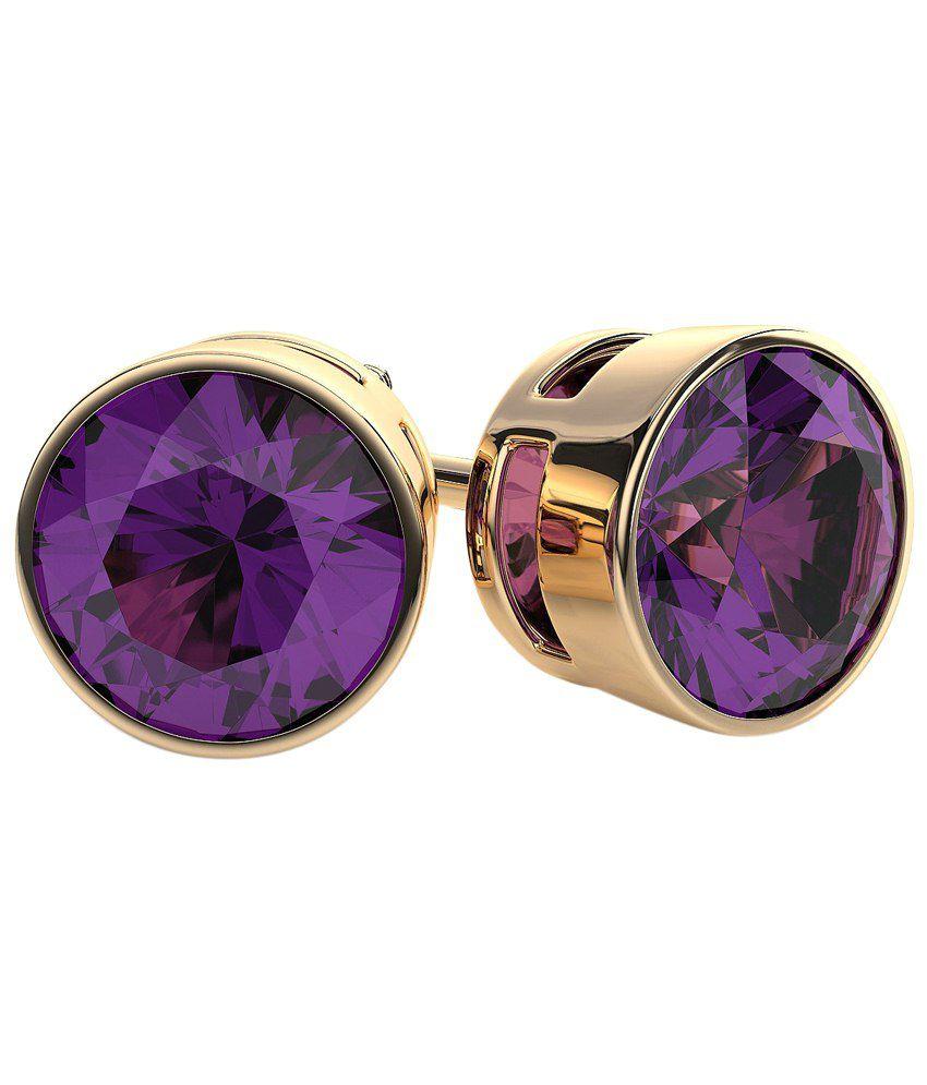 Deben & Hill Crafty 92.5 Sterling Silver Stud Earrings