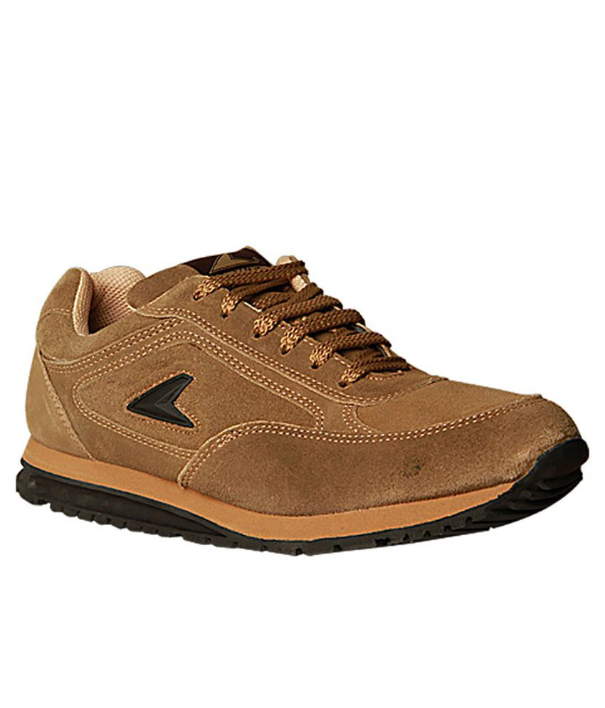 Power Extreme Leather Sport Shoes - Buy