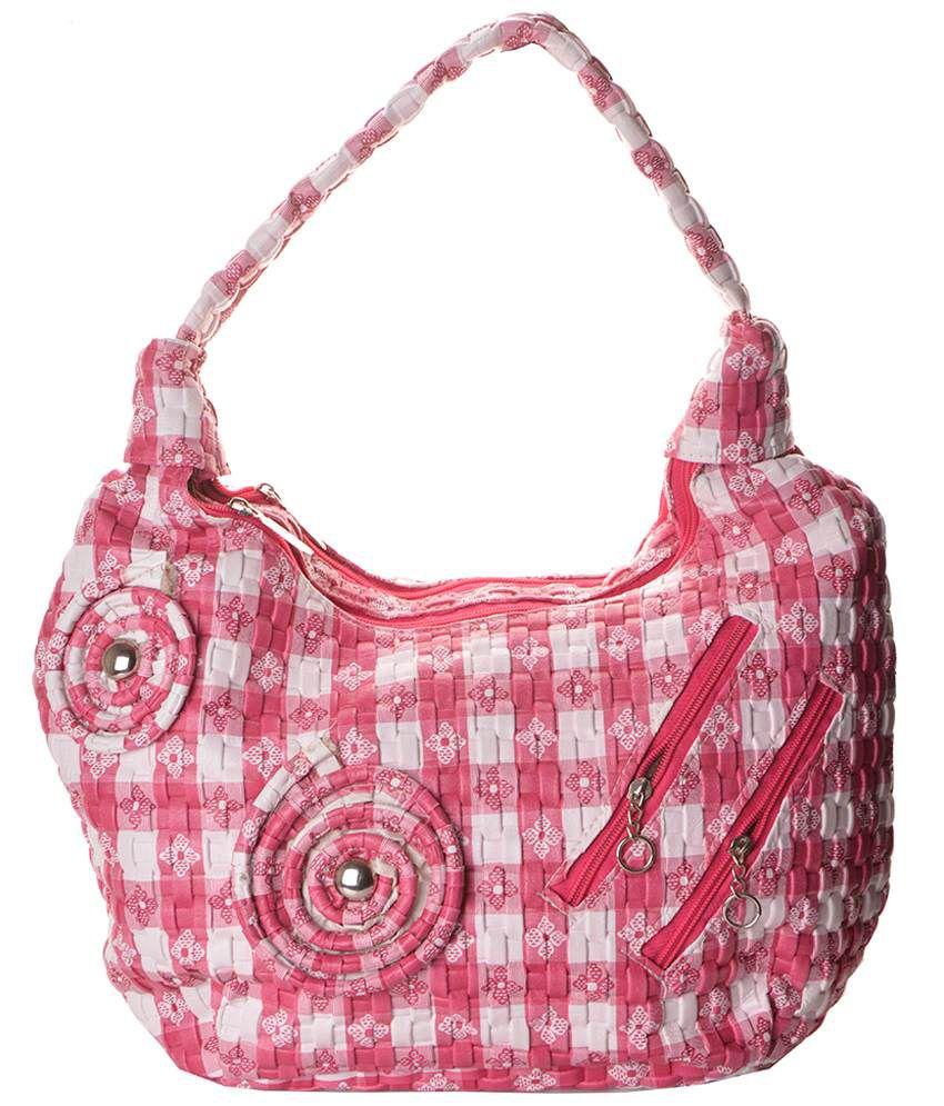 Zakasdeals Pink Shoulder Bag