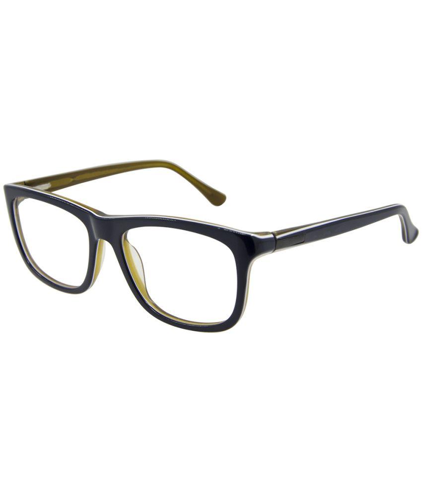 008d1ff6b6 David Blake Blue Wayfarer Non Metal Frames Eyeglass - Buy David Blake Blue  Wayfarer Non Metal Frames Eyeglass Online at Low Price - Snapdeal