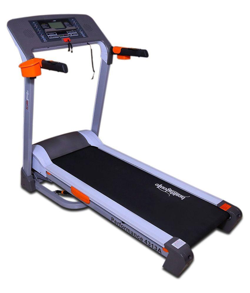 Healthgenie Motorized Treadmill Performance 4313A