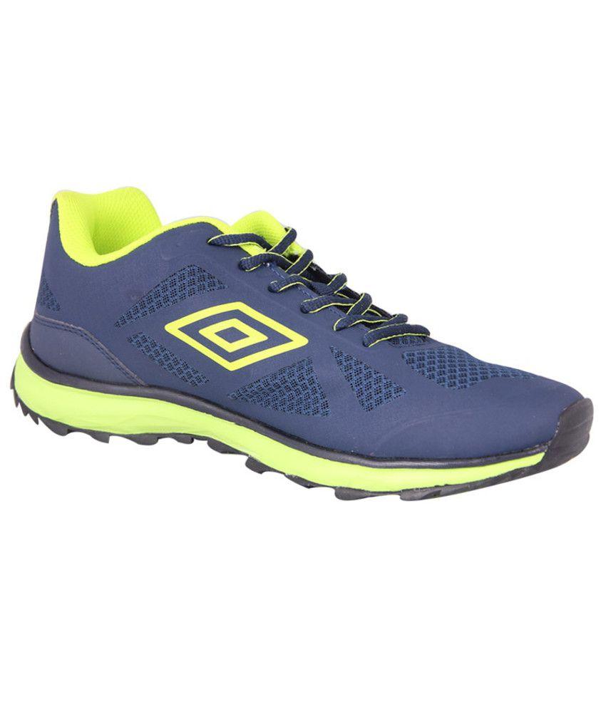 Umbro Modish Navy Sports Shoes