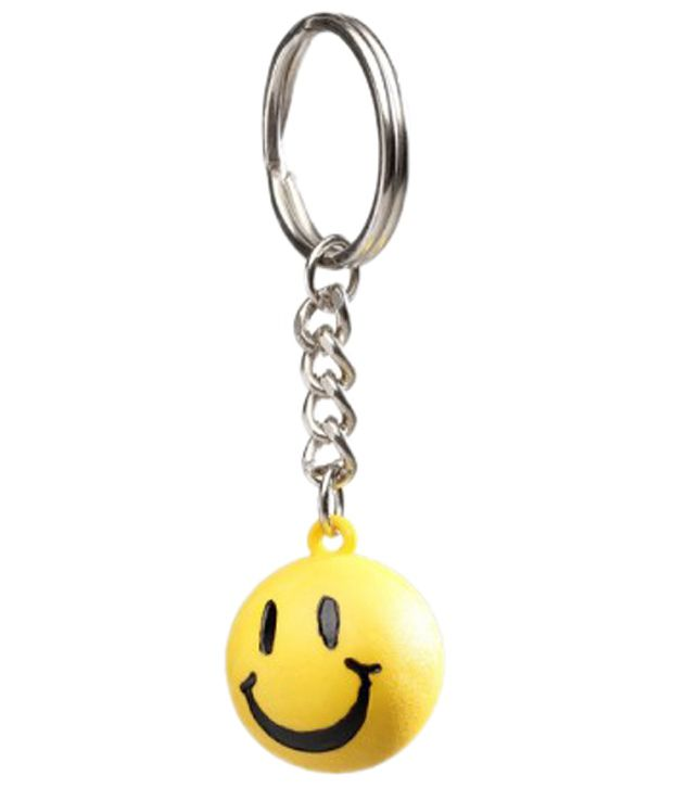 Winsome Deal Combo of Yellow Keychain & Blue Micromax Yureka Back Cover