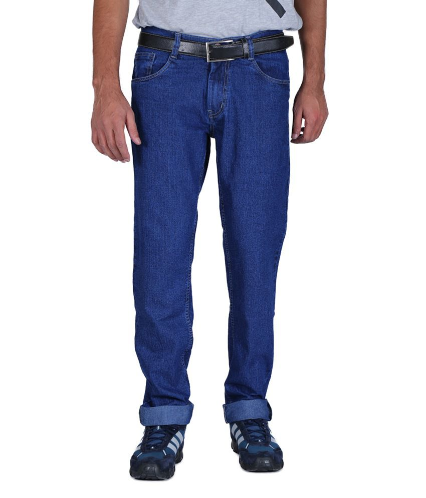 ALLY of Focker Blue Stretchable Jeans