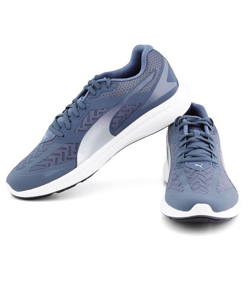 Puma Ignite Grey