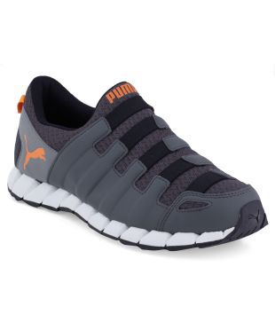 Puma Osu V4 Dp Gray Sports Shoes - Buy