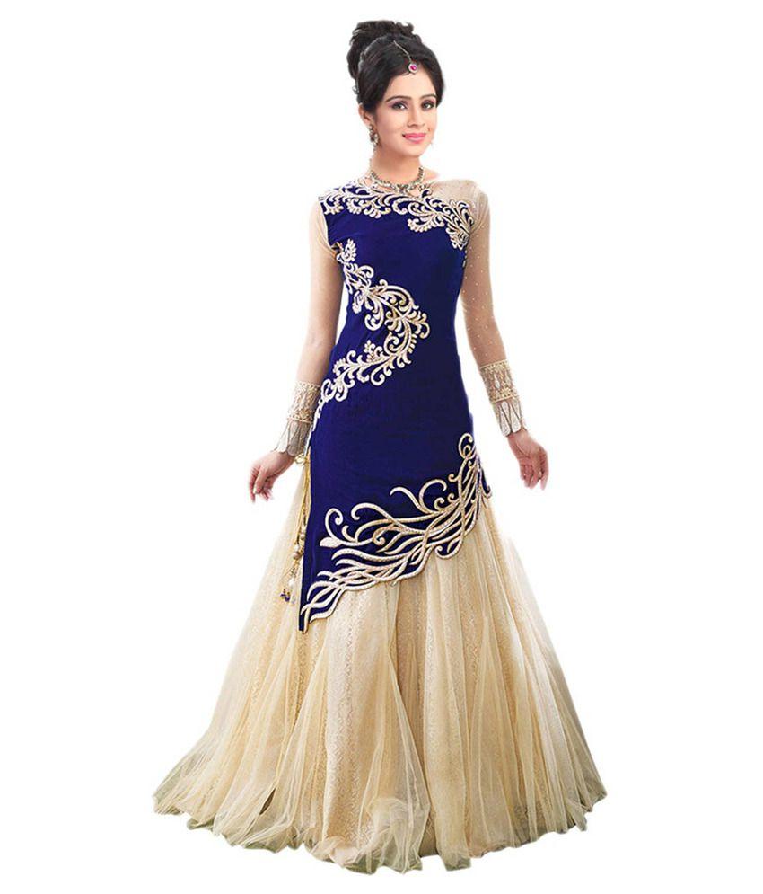c1b16189bb3a Amazon Online Shopping Anarkali Dress Materials - raveitsafe