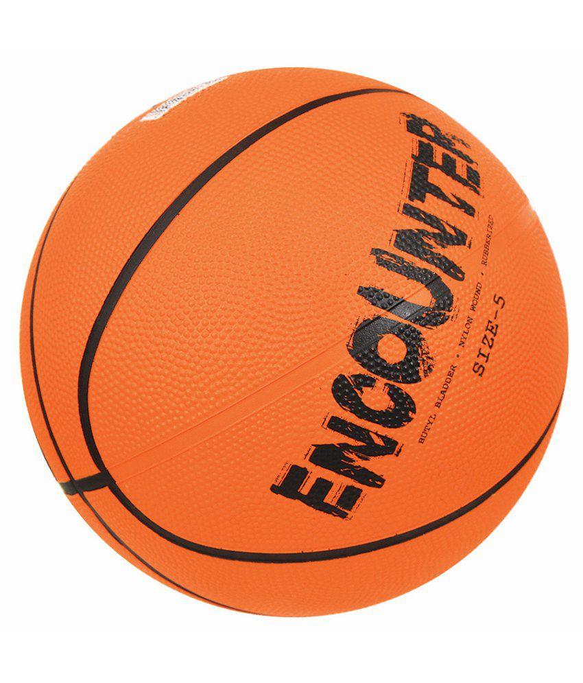 Nivia Encounter Five Basketball / Ball