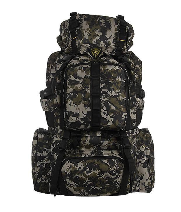 President HULK CAMO ARMY Multicolour Backpacks