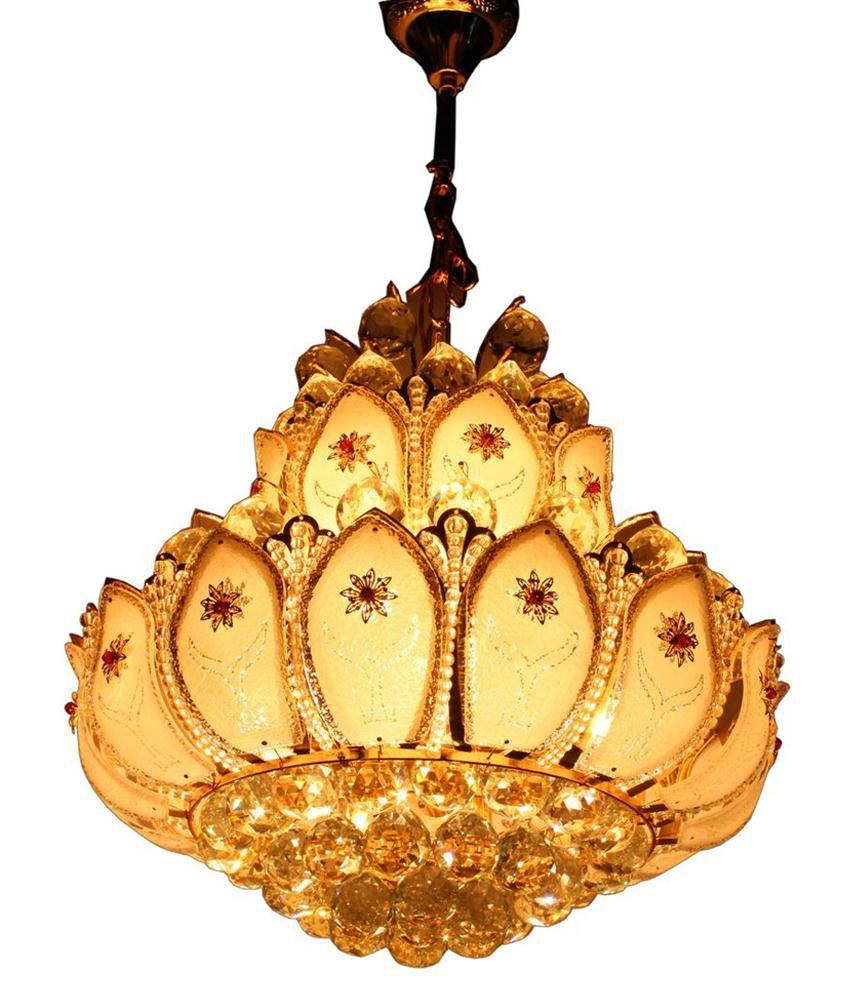 Lightspro Textured Glass Hanging Lamp Buy Lightspro