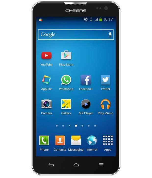 Cheers Smart Turbo 3G Blue