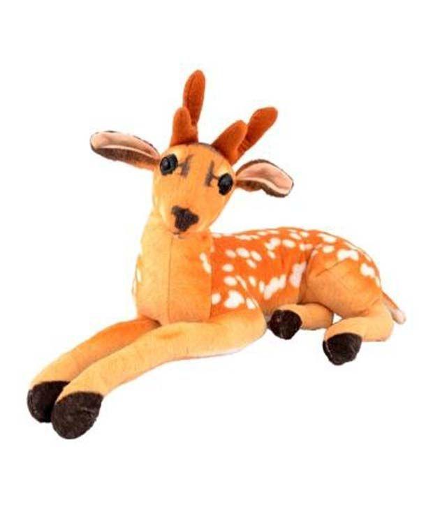 Alexus Deer Soft Toy