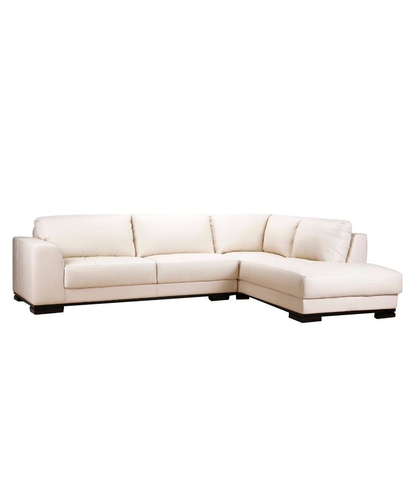 Clarke Platinum 2 Seater Sofa With Left Side Chaise Buy