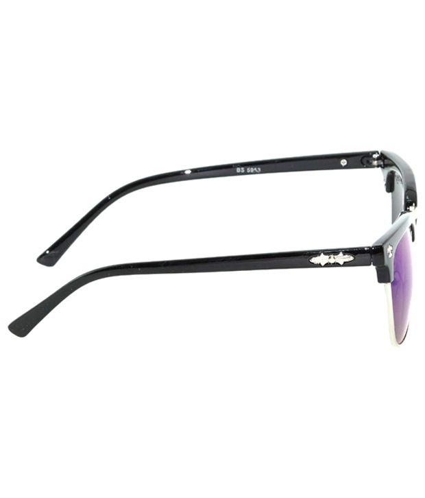 Igogs Sunglasses  i gogs black blue uni wayfarer sunglasses i gogs black