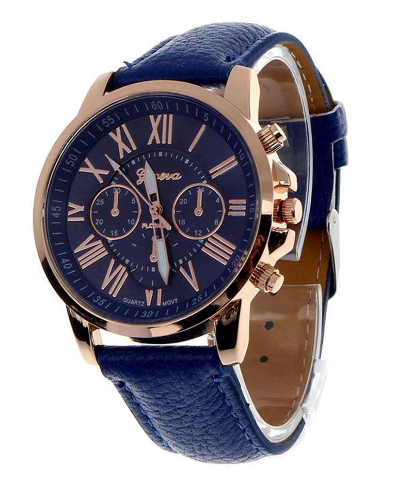 Wrist watch on discount - Bolt Blue Women Wrist Watch