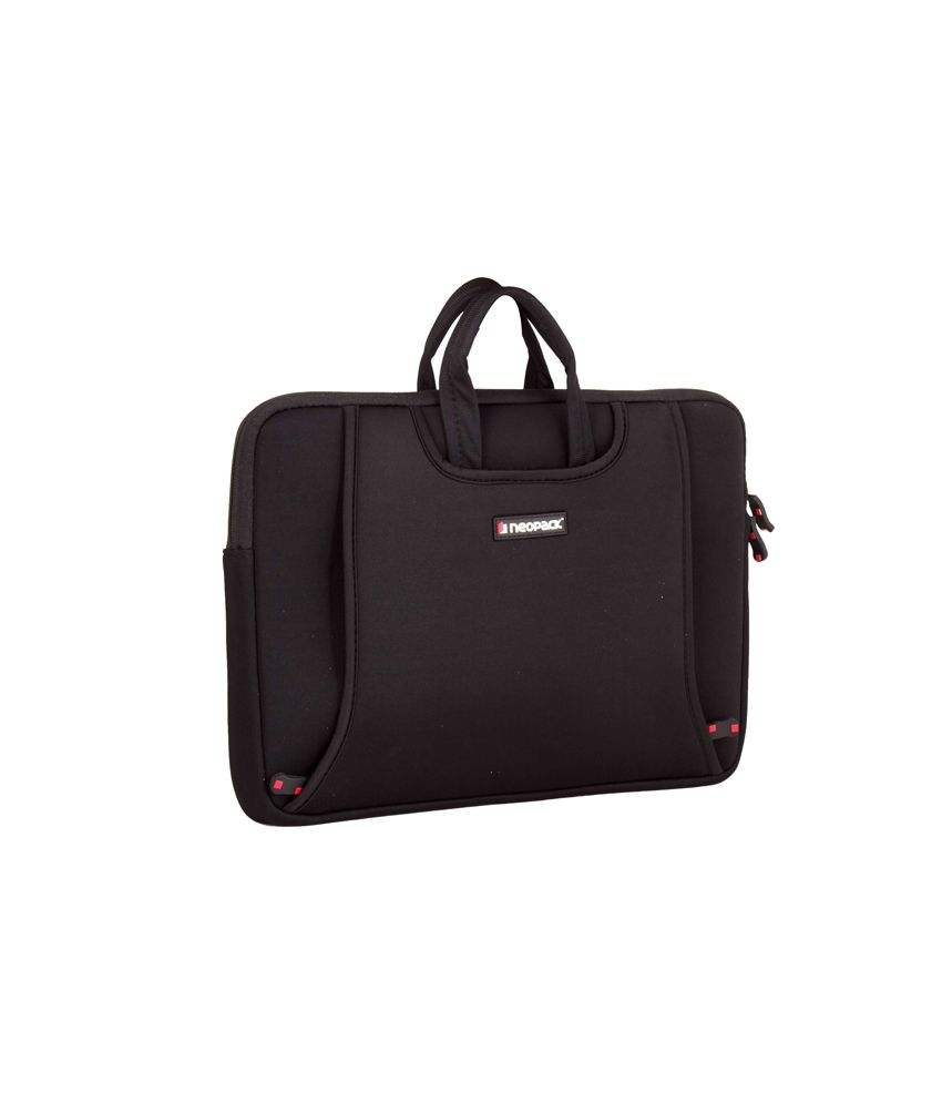 Neopack Black Laptop Sleeves