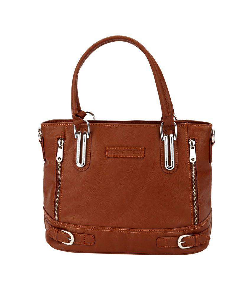 BECK & BERRY Brown Shoulder Bag