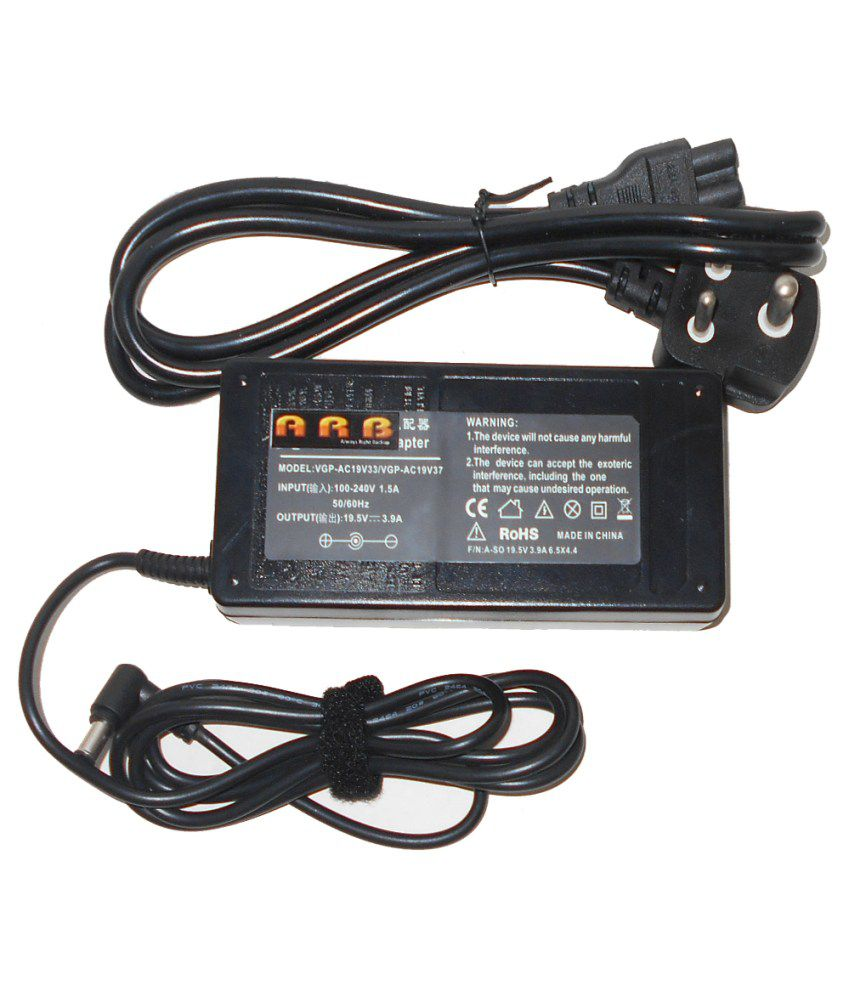 Arb Laptop Adapter Compatible For Sony Vaio Vgp-Ac19v38
