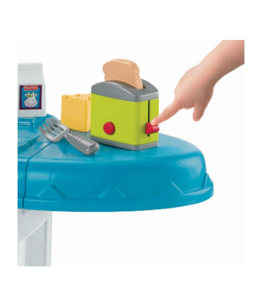 Fisher Price Grow With Me Kitchen Role Play   Buy Fisher Price