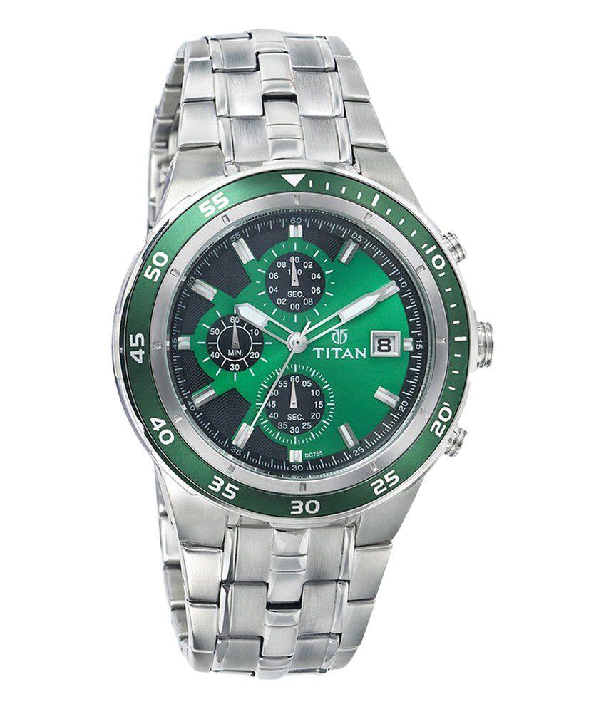 brand audit titan watches
