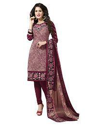 50a8822c0a Plain Salwar Suits: Buy Plain Salwar Kameez Online at Low Prices in ...