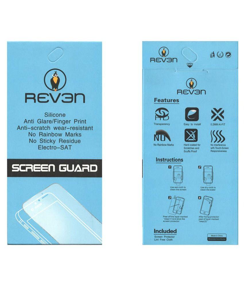 Microsoft Lumia 535 Clear Screen Guard by Reven