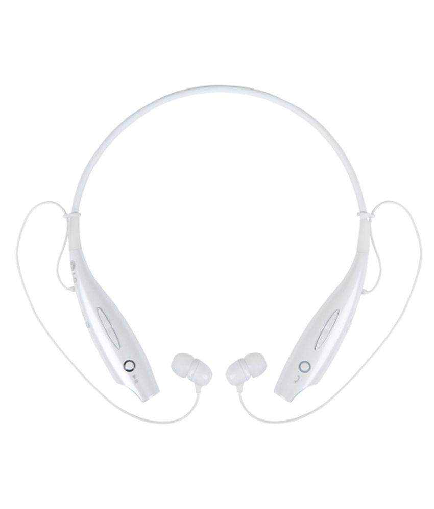 OTD HBS 730 Wireless Bluetooth Stereo Headset   White