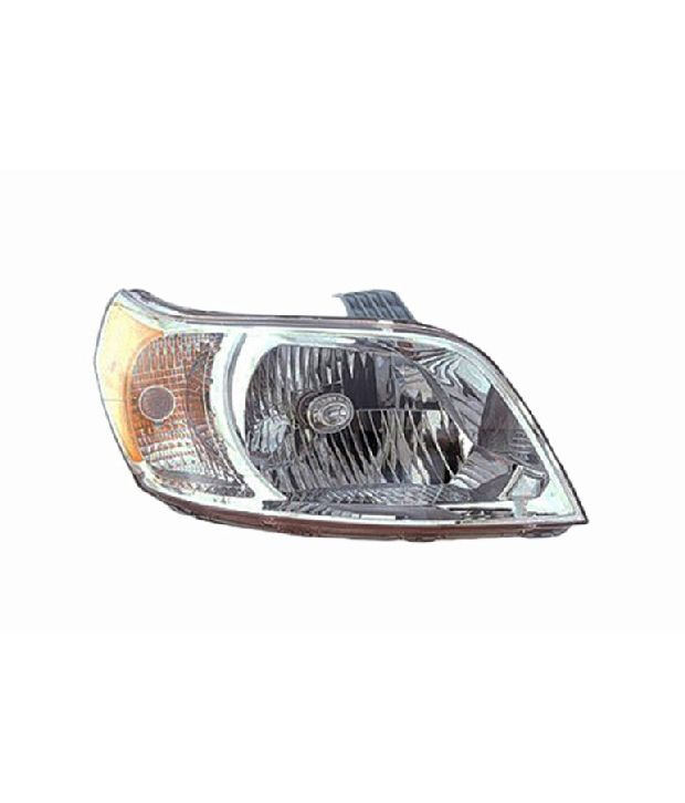 Depo Car Crystal Headlight Embly Right Chevrolet Aveo Online At Low Price In India On